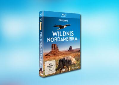 Wildnis Nordamerika (Blu-ray)