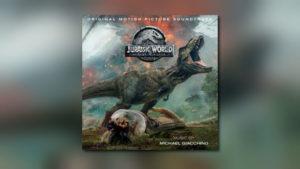 Michael Giacchinos Jurassic World: Fallen Kingdom bei Back Lot Music