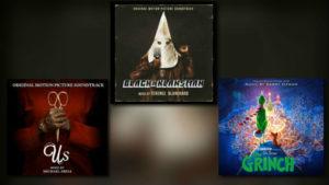 Back Lot Music im März und April: Blanchard, Abels & Elfman