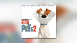 Alexandre Desplats The Secret Life of Pets 2 bei Back Lot Music