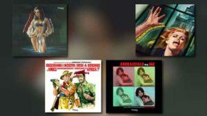 4 neue CDs von Beat Records