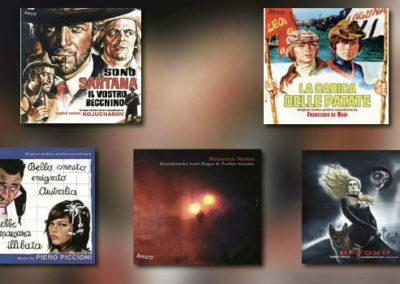 Diverse neue CDs bei Beat Records