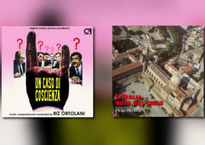 Neu von Beat: Riz Ortolani & Piero Piccioni