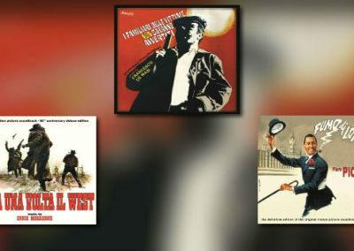 Beat Records: Francesco De Masi, Piero Piccioni & Ennio Morricone