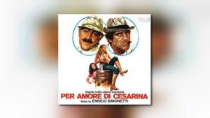 Enrico-Simonetti-Album von Beat Records