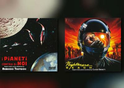 Neu von Beat: Armando Trovajoli & Claudio Simonetti