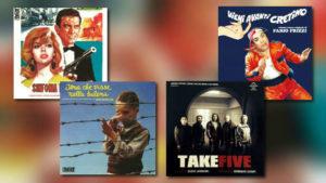 Beat im Oktober: De Masi, Frizzi, Morricone und mehr