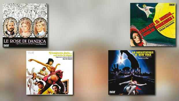 Neu von Beat: Bacalov, De Masi, Piccioni, Rizzati