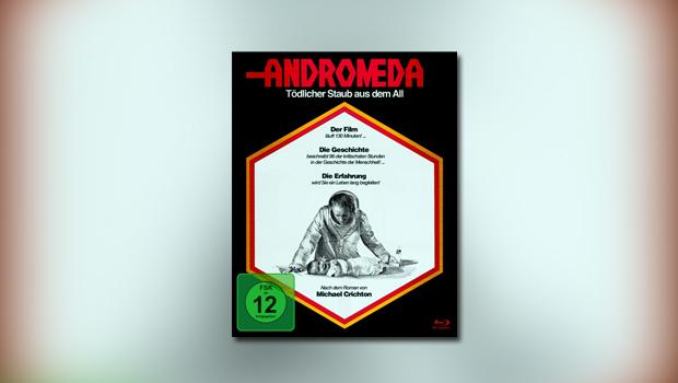 Andromeda – Tödlicher Staub aus dem All