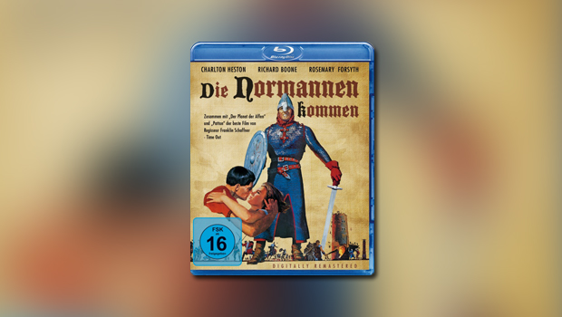 Die Normannen kommen (The War Lord)
