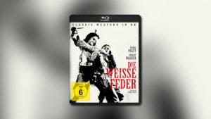 Die weiße Feder (Blu-ray)