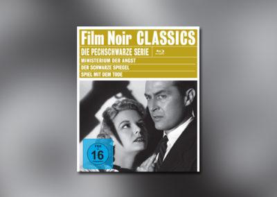Film Noir Classics – Die pechschwarze Serie