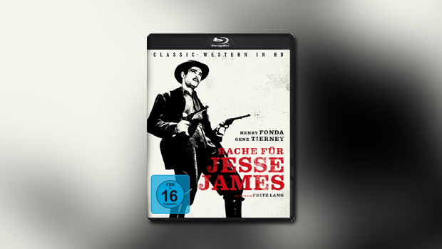Rache für Jesse James (Blu-ray)