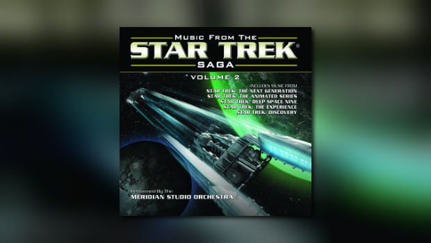 BSX: Music from the Star Trek Saga Vol 2.
