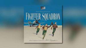 Max Steiners Fighter Squadron als Tonträgerpremiere