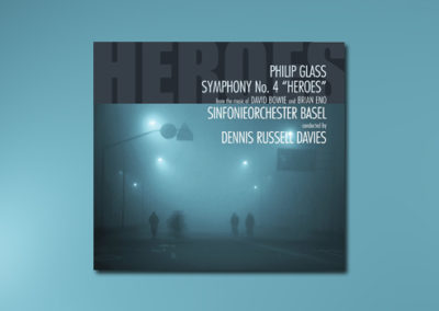 "Philip Glass: Symphony No. 4 ""Heroes"""