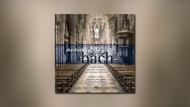 Arranging Bach