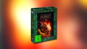 3D-Blu-ray; Der Hobbit; Smaugs Einöde