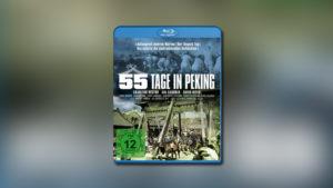 Blu-ray; 55 Tage in Peking