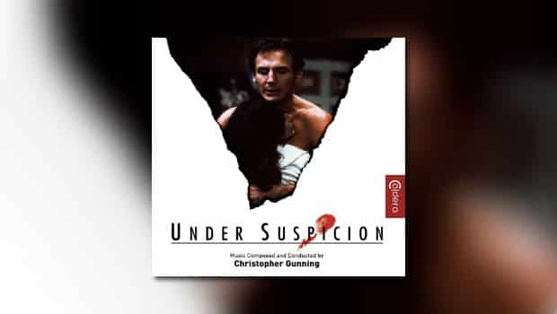 Christopher Gunnings Under Suspicion von Caldera