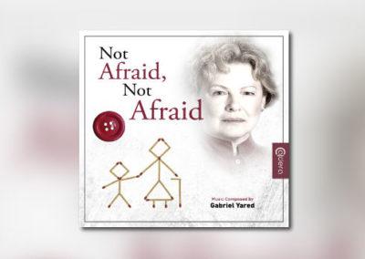 Gabriel Yareds Not, Afraid, Not Afraid von Caldera Records