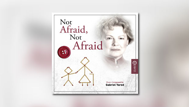 Gabriel Yareds Not, Afraid, Not Afraid von Caldera Records