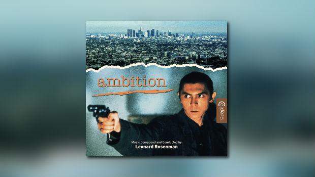 Leonard Rosenmans Ambition von Caldera Records