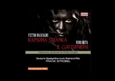 Filmmusik von Mascagni und Rota bei Capriccio