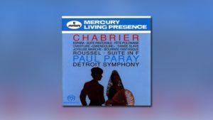 Chabrier & Roussel: Espańa, Suite Pastorale