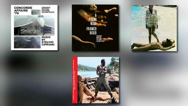 4 neue Italo-CDs von Chris' Soundtrack Corner