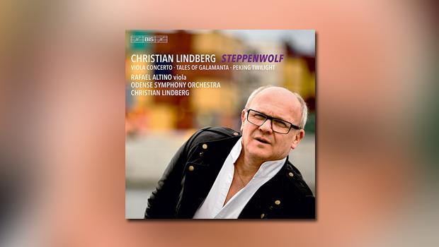 Christian Lindberg: Steppenwolf
