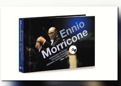 Ennio Morricone: Musiques de Films 1964 – 2015