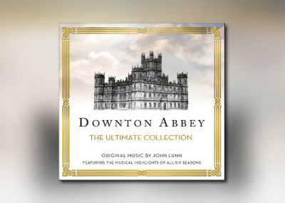 Downton Abbey auf 2 CDs