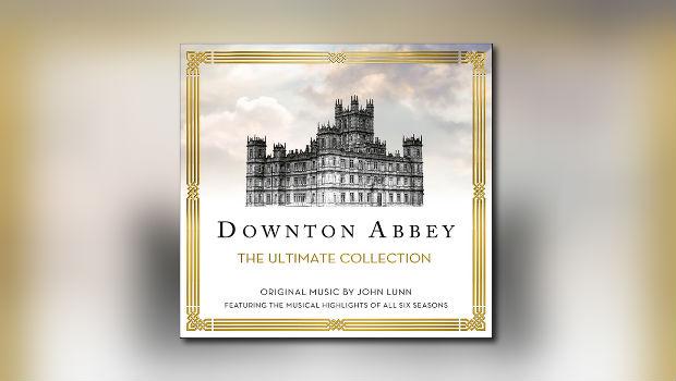 Downton Abbey auf 2 CDs