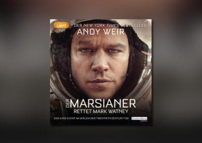 Der Marsianer (Hörbuch)