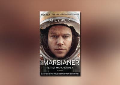 Der Marsianer (Taschenbuch)
