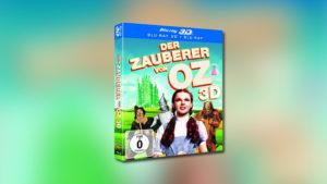 Der Zauberer von Oz (3D-BD)