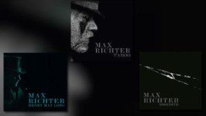 3 x Max Richter von Deutsche Grammophon