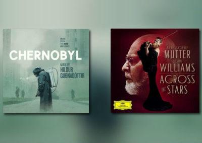 Deutsche Grammophon: 2 neue CDs