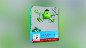 Die Monster Uni (3D-BD)