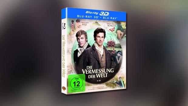 Die Vermessung der Welt (3D-Blu-ray)