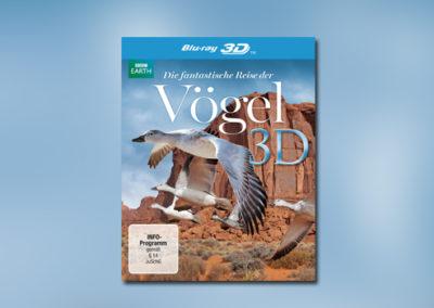 Die fantastische Reise der Vögel 3D