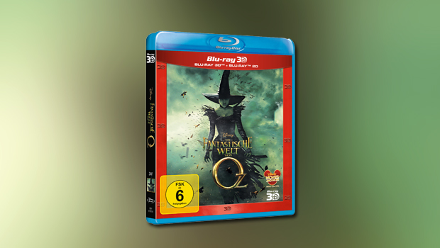 Die fantastische Welt von Oz 3D