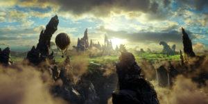 Die fantastische Welt von Oz 3D (Szene 1)