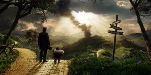 Die fantastische Welt von Oz 3D (Szene 2)
