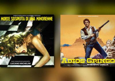 Neu von Digitmovies: Luciano Michelini & Benedetto Ghiglia