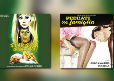 Digitmovies im Juni: Cipriani & De Angelis