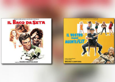 Neu von Digitmovies: Mario Bertolazzi & Bruno Canfora