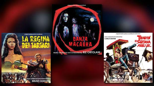 Neu von Digitmovies: Canfora, Ortolani & Savina