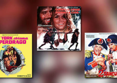 Digitmovies im Juni: Ghiglia, Morricone & Umiliani